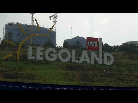 Revv Motoring's Drive to LEGOLAND  Malaysia