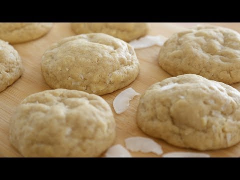 How to Make Coconut Cream Cookies