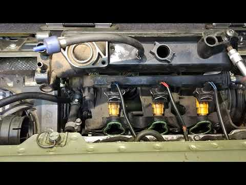 Quick and dirty petrol fuel injector check