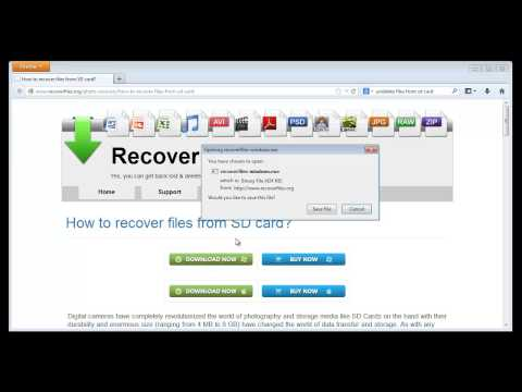 How to Undelete Files from SD Card - SD Card Recovery