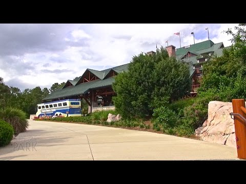 Disney's Wilderness Lodge 2015 Tour and Overview | Walt Disney World