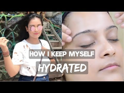 How I Keep My Skin Hydrated All Day