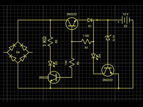How to create a circuit diagram in word