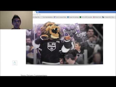 NHL 16 FEATURE REVEAL - MY LIVE REACTION TO EASHL, PLAY A FRIEND & PLAYOFF BEARDS!