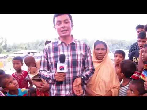 Rohingya woman in Bangladesh I not Accept NVC Card Interview  Md Saiful Arakane By Arakan Times
