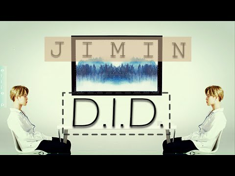JIMIN | Dissociative Identity Disorder [DID] AU