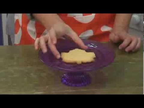 how to make easy butter cookies. fast Spanish tapas recipe