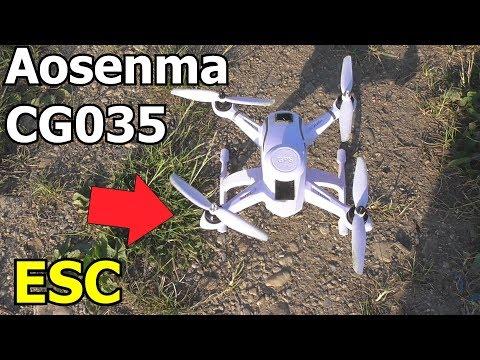 Aosenma CG035 - ESC replacement