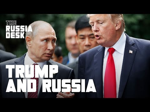 The Moscow Project: Trump-Russia Collusion Presentation | The Russia Desk | NowThis World