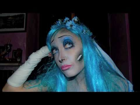CORPSE BRIDE Make up Tutorial - Concorso... da paura! 1st place WINNER!!!