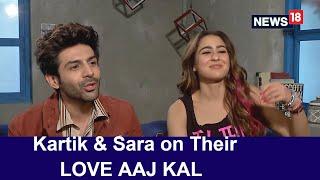 Kartik Aaryan & Sara Ali Khan Interview   Love Aaj Kal 2   Bollywood   News18 Hindi