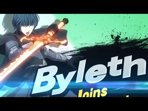 BYLETH REACTION - Smash Ultimate