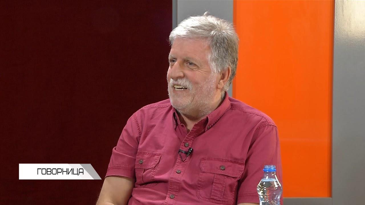 Govornica 12.10.2019  Petar Peca Popović
