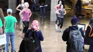 Lakehead University Bollywood Flash Mob