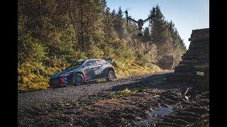 DJI - WRC - Wales 2017