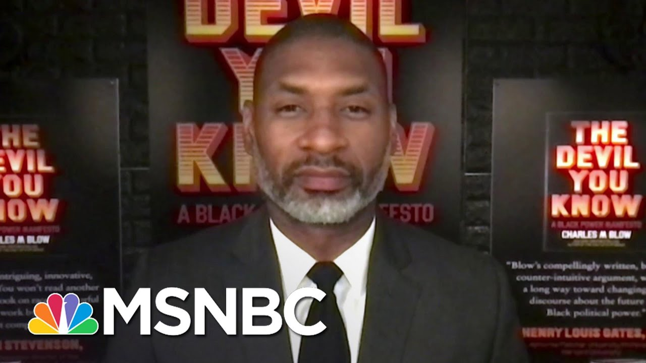 Reversing The Great Migration To Consolidate Black Political Power | The Last Word | MSNBC