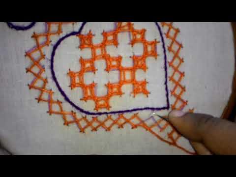 14.Sindhi tanka , sindhi embroidery,kuch work,gujrati stitch.