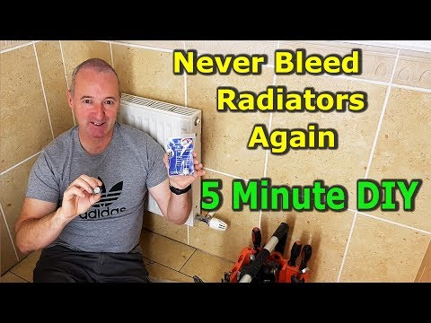 Aladdin Autovent Make your Radiators Bleed Themselves