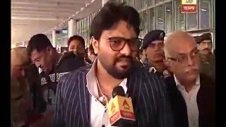 Mahua Maitra lodged complain against Babul Supriyo, counter warning from Babul Supriyo: Wa