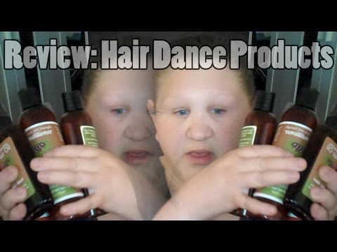 Review: Hair Dance Products
