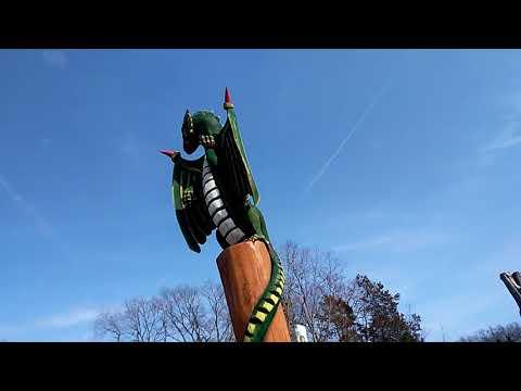 Fantasy Garden Forest Battle Creek Michigan