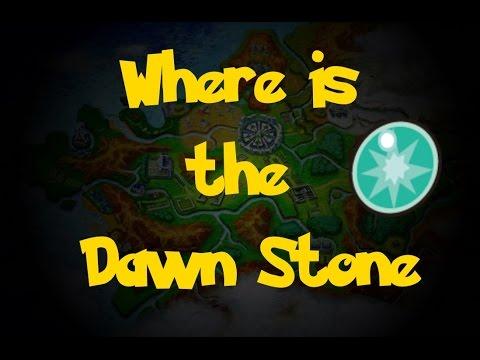 Where Is: The Dawn Stone (Pokemon X/Y)