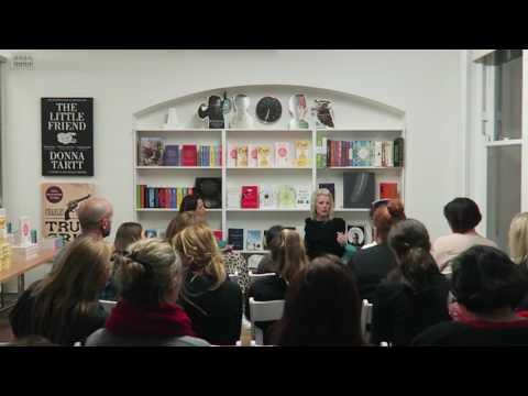 BLOOMSBURY INSTITUTE: Sarah Crossan on poetry and novels written in verse.
