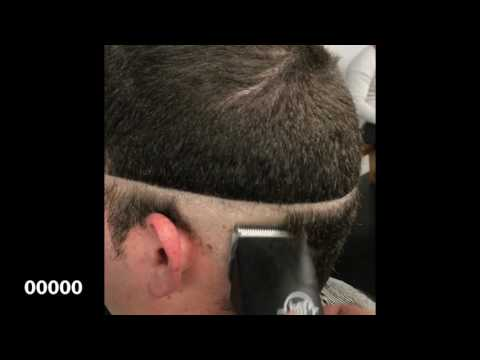 Steps to a mid fade