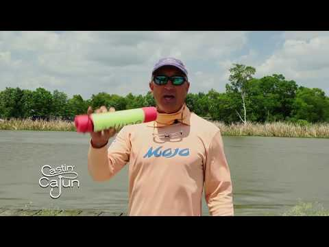 Fishing With Noodles on Castin' Cajun