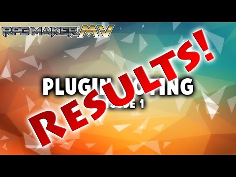 Plugin Poll Results #1 ~ And the winner is....