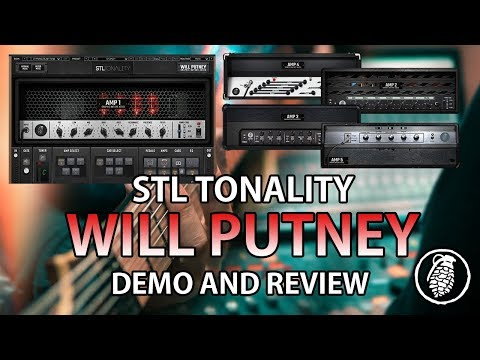 Download STL Tonality WILL PUTNEY - Demo and Review [STL