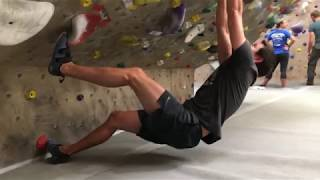 Download Bouldering one year progression from complete beginner Video