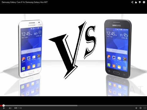Samsung Galaxy Ace 3 Review - Samsung Galaxy Ace Nxt Duos Review