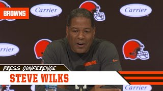 Steve Wilks Wants the D-Line to Get Creative | Cleveland Browns