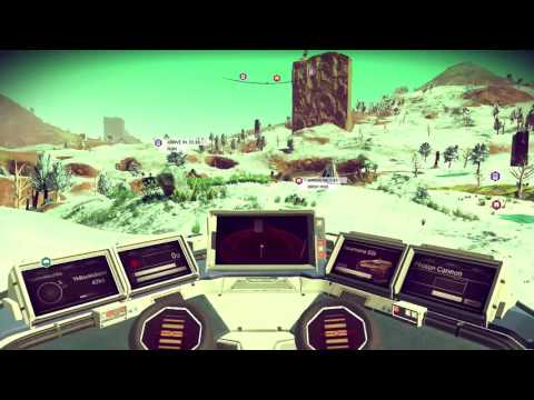 No Man's Sky How to get Way points while exploring (Tip/Trick)