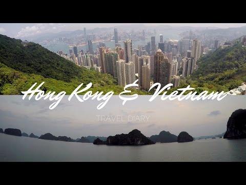 HONG KONG & VIETNAM | Travel Diary