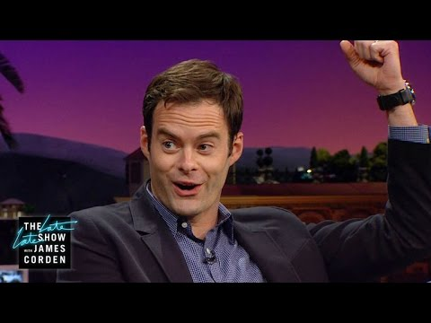 Single Bill Hader Once Brought Home a Bed (and a Woman)