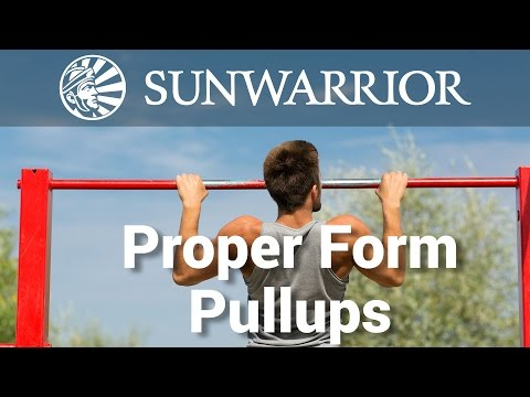 Do Pull Ups with Proper Form | Tim McComsey