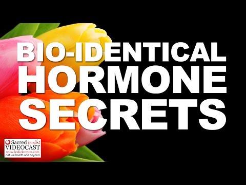Sacred Truth Ep. 76: Bio-identical Hormone Secrets