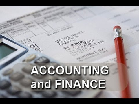 Finance and Accounts Interview Questions