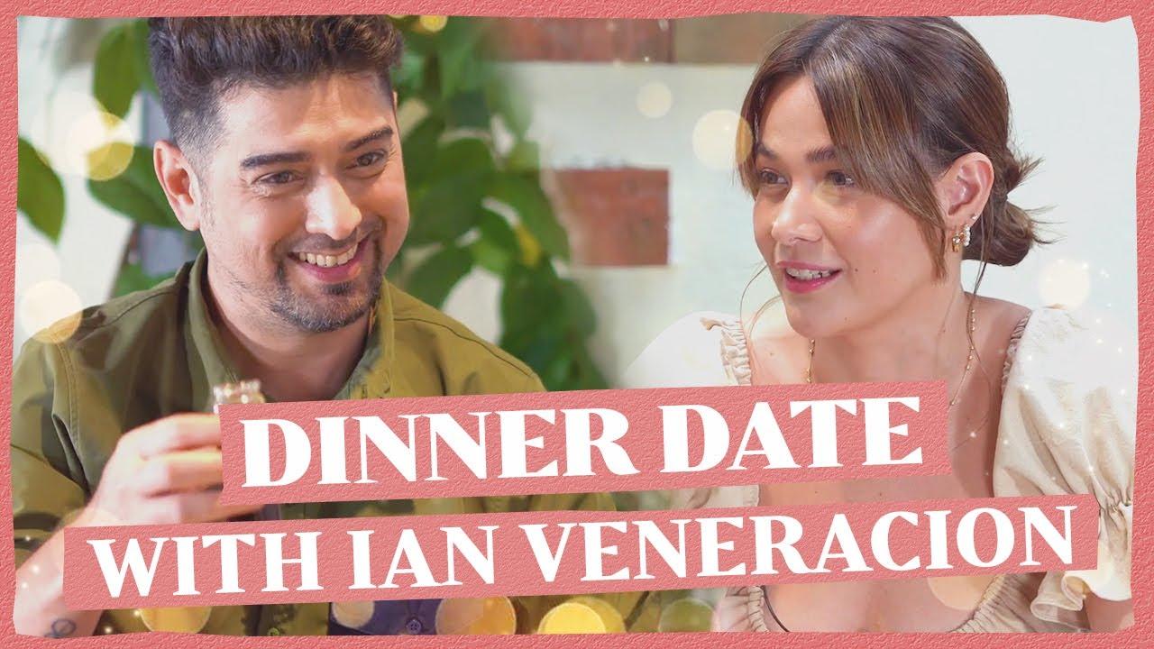 DINNER DATE WITH IAN VENERACION | Bea Alonzo