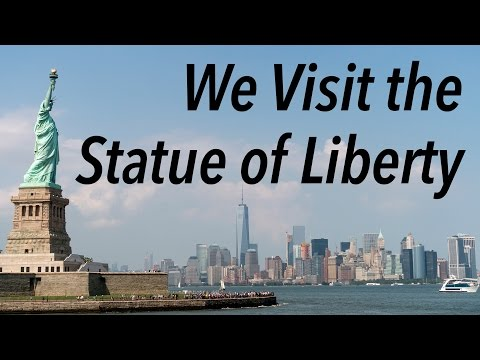 Statue of Liberty, Ellis Island & Liberty State Park Museum Visit by Ferry with Emma J