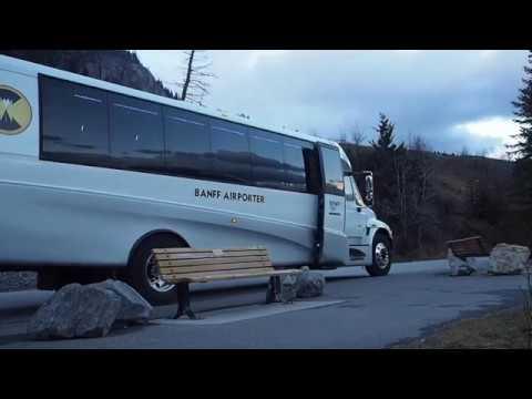 Banff Airporter Travel Video