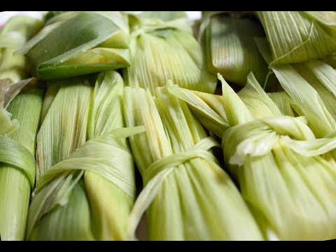 green corn tamales   How to Make Recipes   Easy Way To Learn Recipe