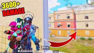 How To Kill Campers in APARTMENT 😱 Pubg Mobile