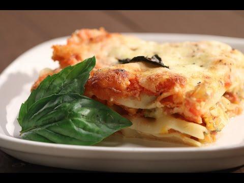 Vegetable Lasagna | Sanjeev Kapoor Khazana