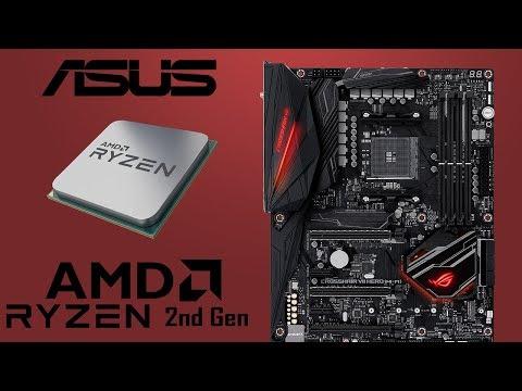 Newegg and ASUS Present: AMD Ryzen 2nd Gen X470 Chipset Launch