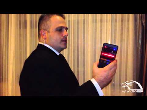 RF Detector/Bug Detector/Wireless Signal Detector