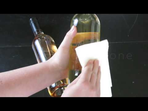 Wine & Champagne Label Removal - How To Remove - LushLabel