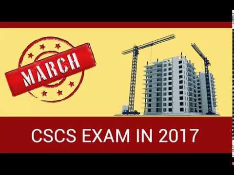 50 questions in Mar 2017 CSCS Exam